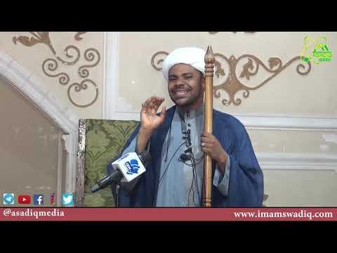 KHUTBA YA IJUMAA - RAJAB 01 14402019 Sheikh Said Othman