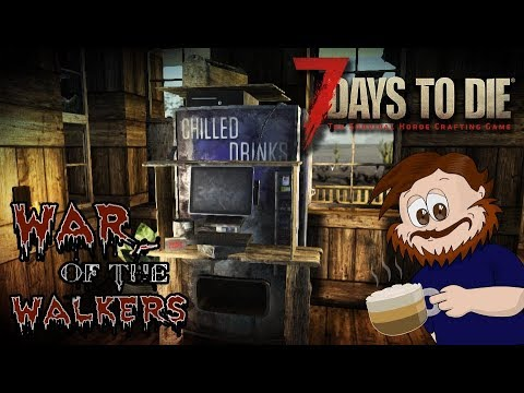 7 Days To Die - War of The Walkers #11 Protector Class!
