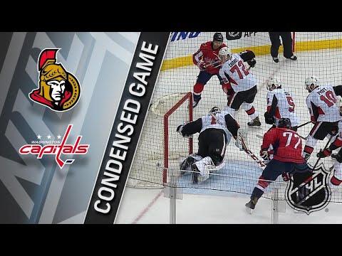02/27/18 Condensed Game: Senators @ Capitals