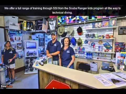 Scuba Shack/Wet Dream Charters Inc. | Pensacola, FL  | Marine Services