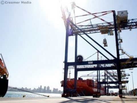 TPT ready to compete to operate terminals at Durban 'dig-out port'