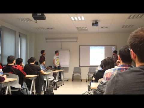 AppClinic DroidCon 2015 - Madrid Metro | Bus | Cercanías -