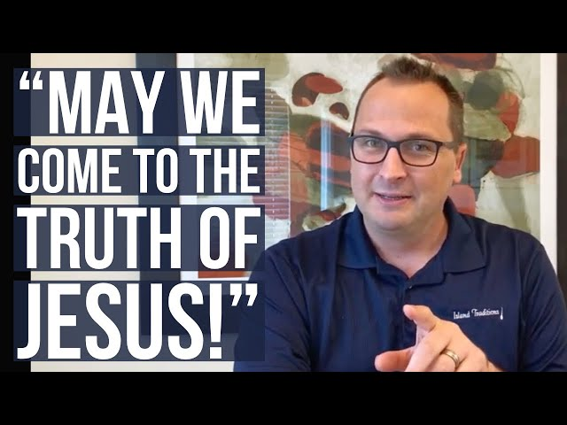 Kaimuki Christian Church: Pastor Bryan Drops some Truth about Truth.