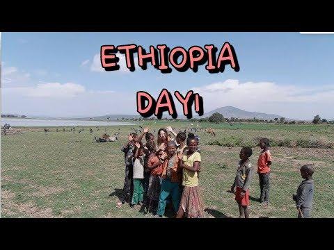 미지의나라, 아프리카 에티오피아 여행 브이로그 1 Africa ethiopia travel day1