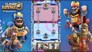 PLAYING CLASH ROYALE AND I PRESUME MY LEGENDARY AHR NORDELTUS | Maxem: 3