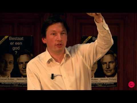 2 | Debat - Bestaat er een God? | dr. ir. G.J.E. (Emanuel) Rutten