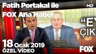 Bakan Selçuk: Gündemimizde EYT yok! 18 Ocak 2019 Fatih Portakal ile FOX Ana Haber