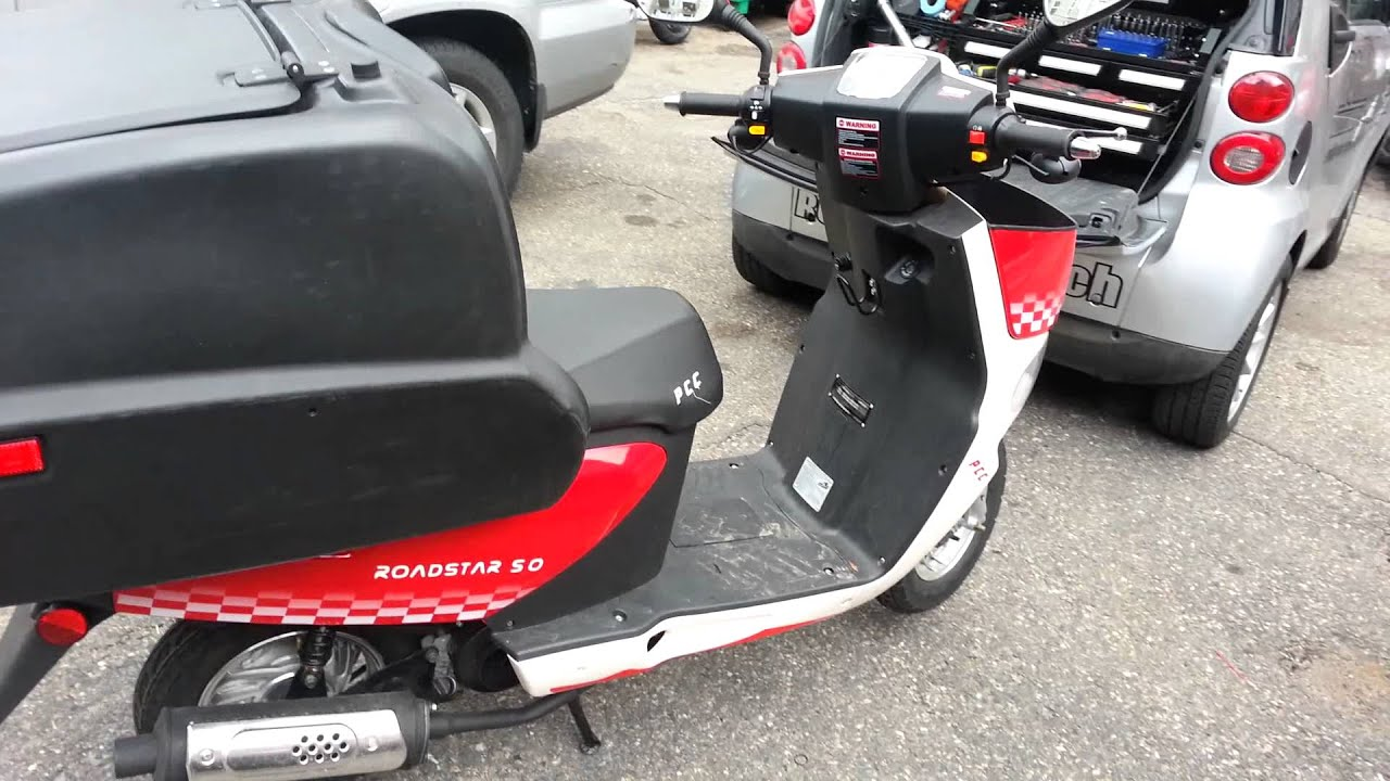 pizza delivery scooter youtube