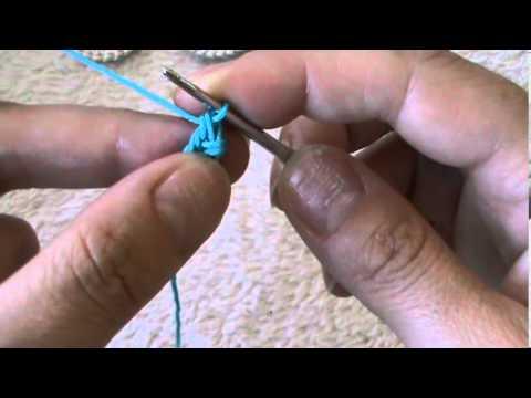 crochet romanian macramè cord