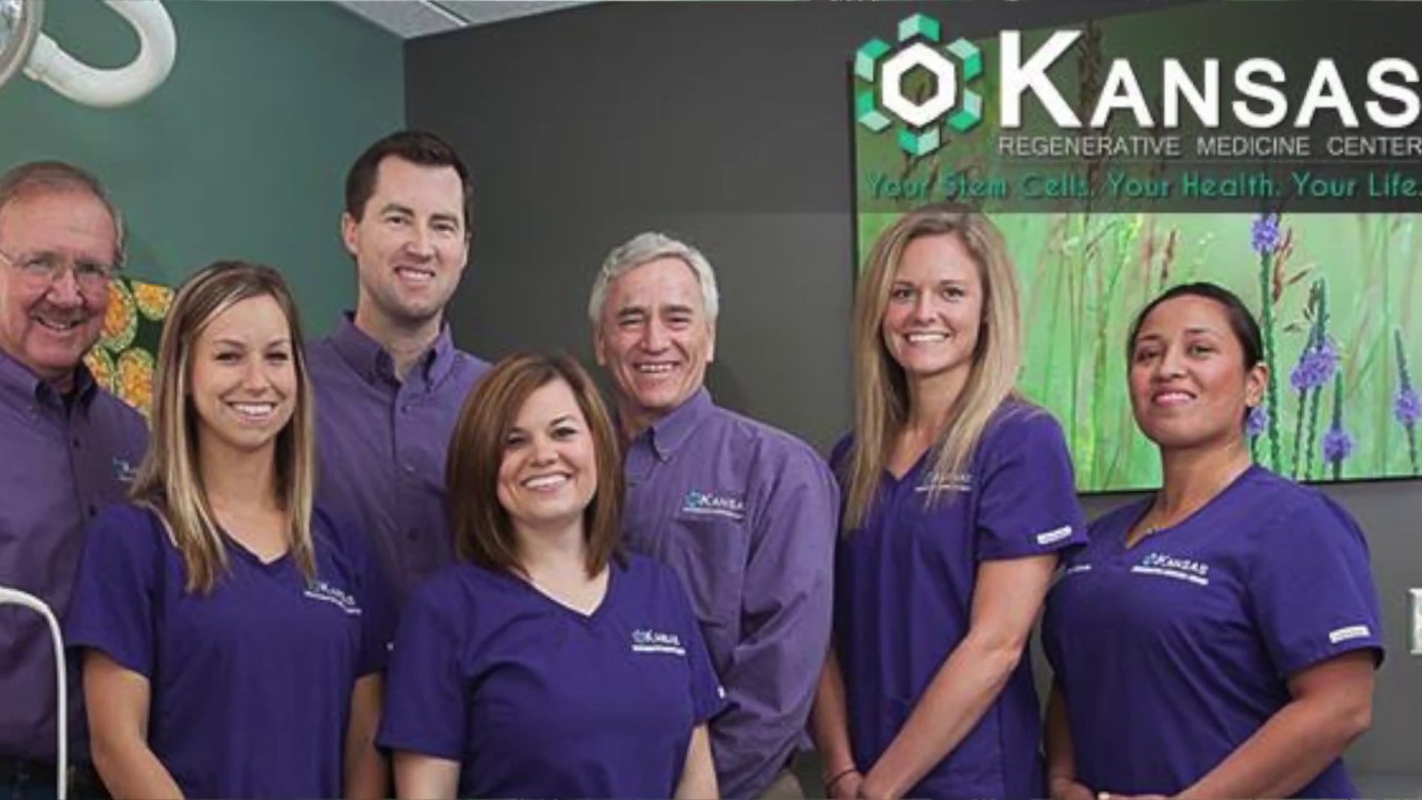 Sneak Peak at Kansas Regenerative Medicine Center
