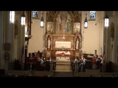 Healing Ministry Testimony - Andy Baetz @ St. John's Detroit