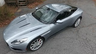 2017 Aston Martin DB11 Technical Review