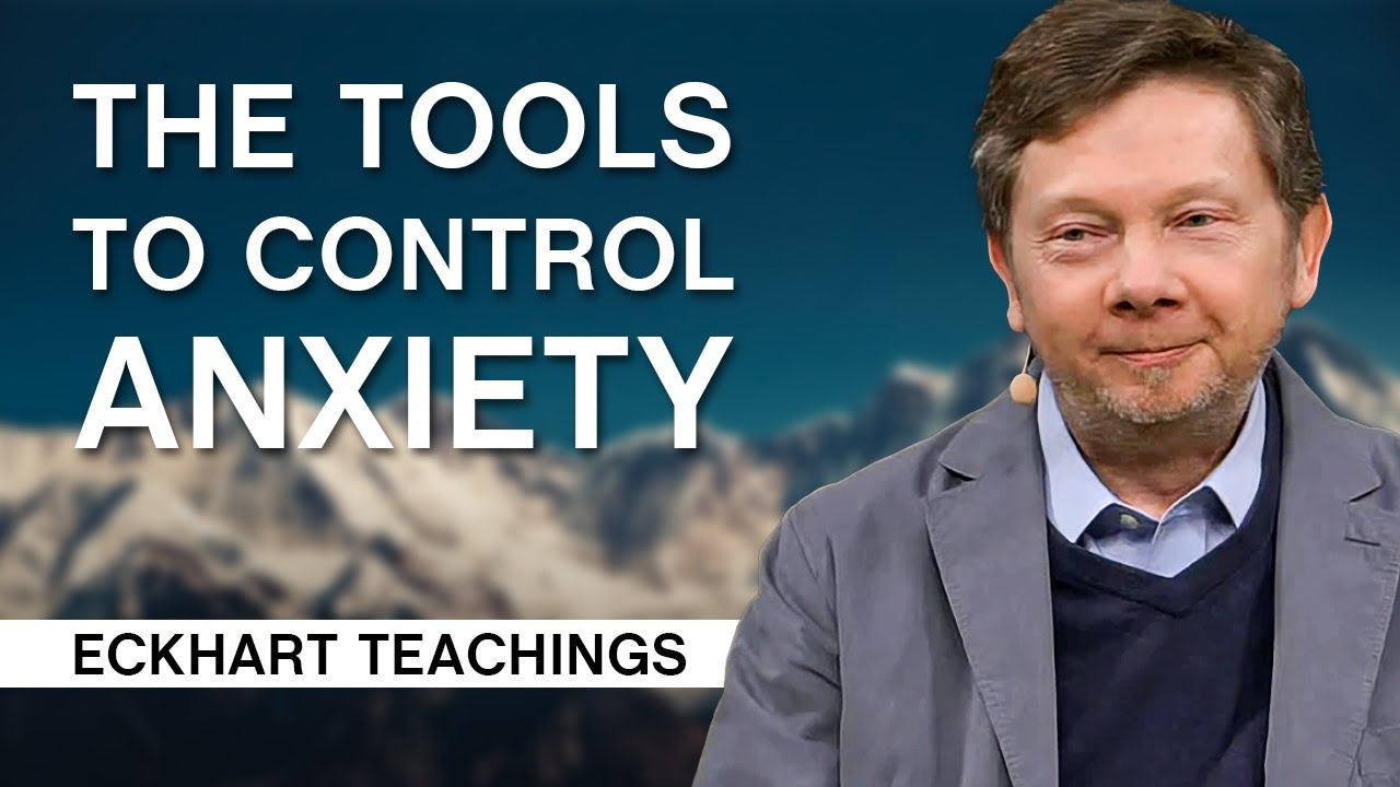 Download Using Small Things to Control Anxiety | Eckhart Tolle Teachings