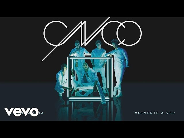 CNCO - Volverte a Ver (Cover Audio)
