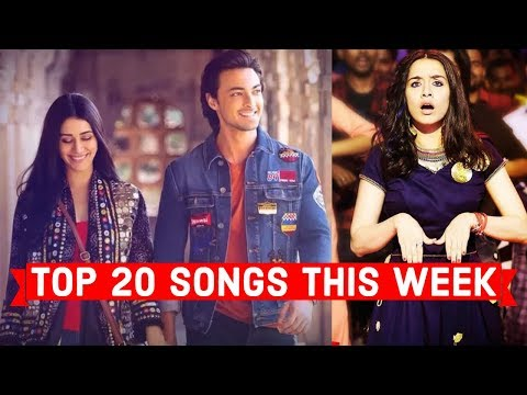 Top 20 Songs This Week Hindi Punjabi 2018 (September 2) | Latest Bollywood Songs 2018