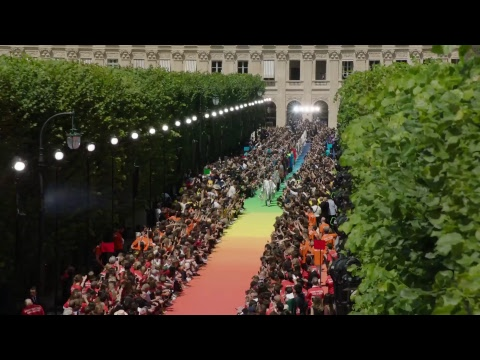 Louis Vuitton Men's Spring-Summer 2019 Fashion Show