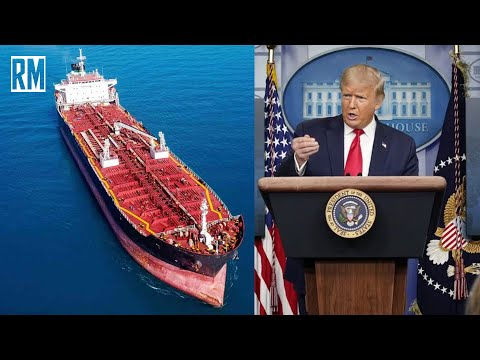 U.S. Allegedly Seizes Iranian Oil Tankers