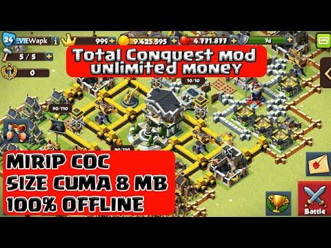 tai game total conquest hack 999999999 token - Cheat Total Conquest Unlimited Tentara 9999999,Unlimited Mahkota,Money,Aple Link in Deskripsi