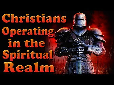 Christian Overcoming in the Spiritual Realm