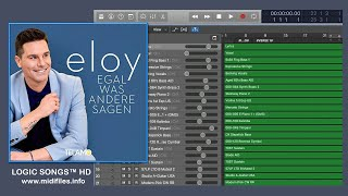 Eloy de Jong - Egal was andere sagen (Logic Song™ HD Instrumentalversion)