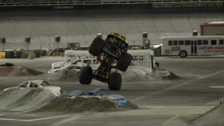 Thompson Metal Monster Truck Madness Presented by Beef