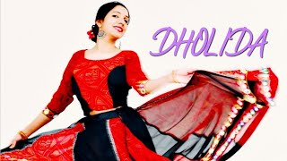 Dholida | LoveYatri | Bollywood Garba | Laasya dance choreography