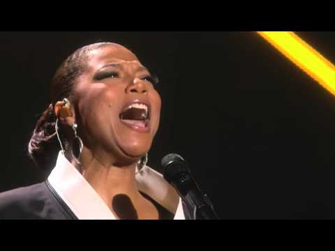 "Queen Latifah ""I know where I've been"" 2014 Nobel Peace Prize Concert"