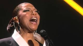 Queen Latifah &quot I Know Where I&#39 Ve Been&quot 2014 Nobel Peac