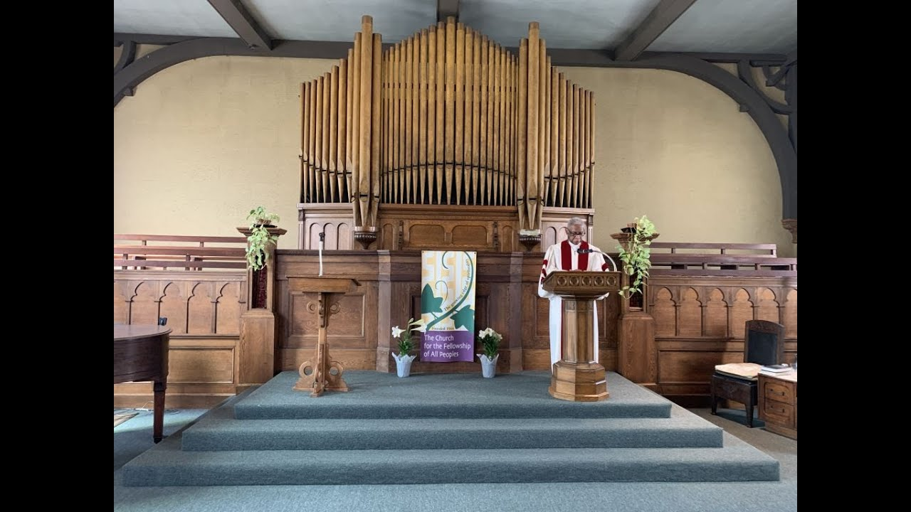 It's a New Life | April 4, 2021 Easter Sunday Message by Rev. Dr. Blake