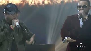 Shaggy Ft. Farruko - Sunset (En Vivo) | TIDAL Concert