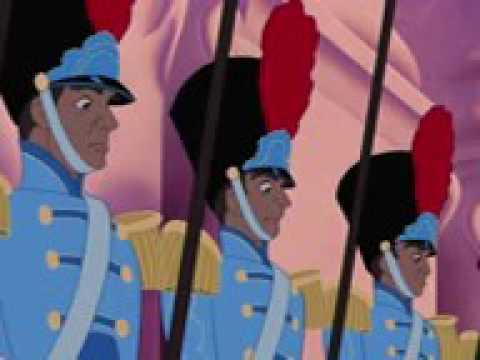 Cinderella Enters Cilp Cinderella (1950)