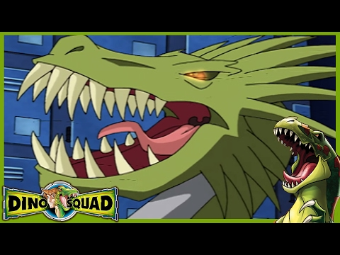 Dino Squad - T-Rex Formation | HD | Full Episode | Dinosaur Cartoon