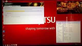 Fujitsu Lifebook U904 fan noise test