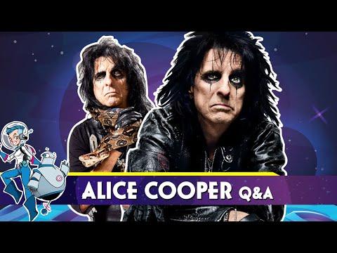 Alice Cooper Q&A Mp3