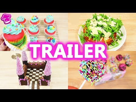 DIY Inspiration Koch- & BackClub 🍝🍰🍴 | Kanal Trailer