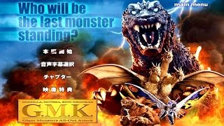 Monster Movie Reviews: Godzilla - Mothra & King Ghidorah (2001)