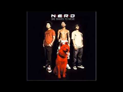 N.E.R.D.- She Wants To Move  (2004)