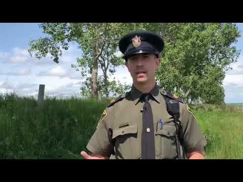 Hunting on private land – Alberta Fish and Wildlife Enforcement