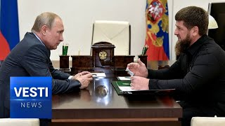 Putin Meets With Kadyrov: Billions of Russian Roubles Used to Stave Off Terrorism in Region!