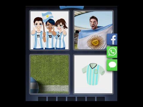 4 Bilder 1 Wort Argentinien