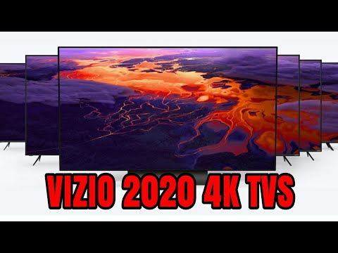 A Closer Look At The New Vizio 2020 4K TVs