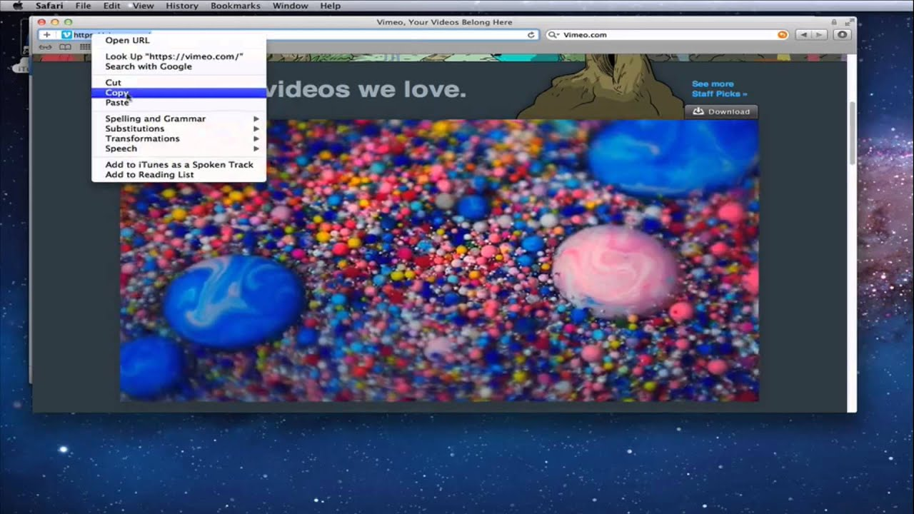 How To Convert Vimeo Video To Mp4 On Mac Os X