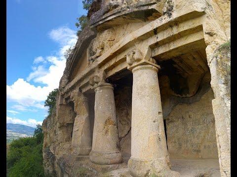 Salar Köyü Kaya Mezarı Sinop Boyabat