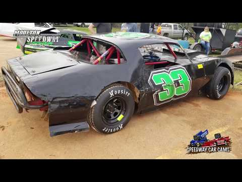 #33 Bryan Phillips - Pure Street - 3-17-18 Moulton Speedway - In Car Camera
