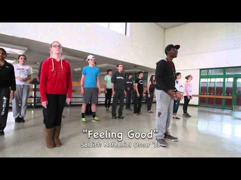 WitchPitch Salem High School A Cappella
