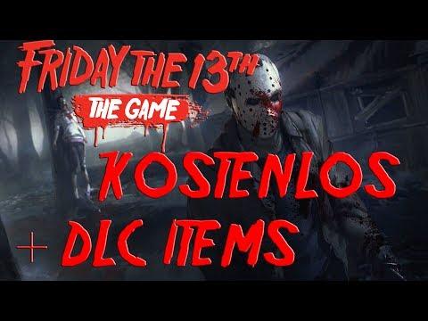 FRIDAY THE 13TH THE GAME KOSTENLOS/FREE + DLC + ONLINE  DEUTSCH/GERMAN WORKING JUNE 2017