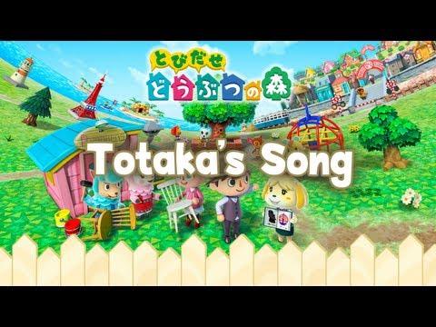 Totaka's Song in Animal Crossing: New Leaf (とびだせ どうぶつの森)