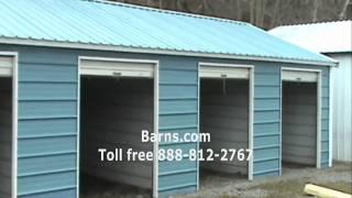 Video 10 - Metal Storage Units
