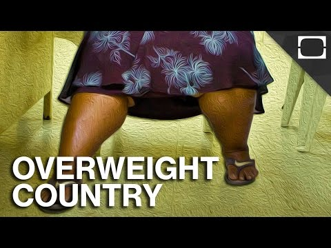 Why 80% Of This Island Nation Is Fat? | International Breaking News