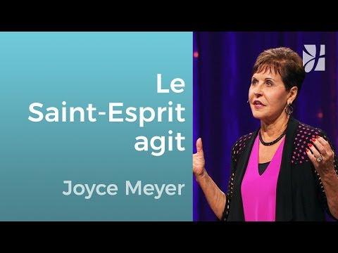 Comment être guidé par le Saint-Esprit ? - Joyce Meyer - 1104-4